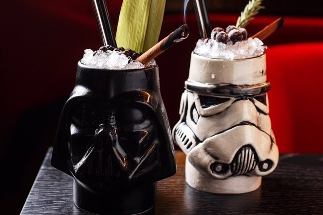 Too Chi: Star Wars party
