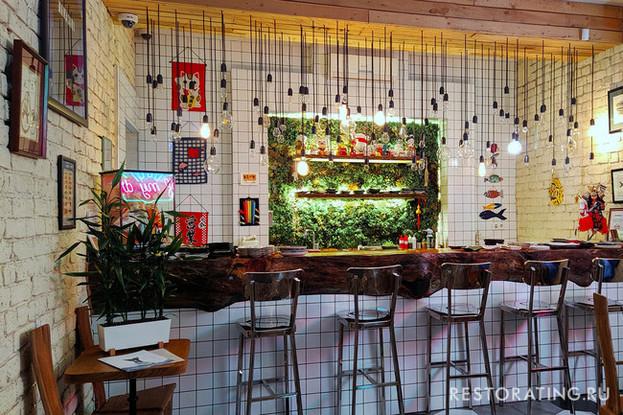 ресторан «Suki bar», Санкт-Петербург