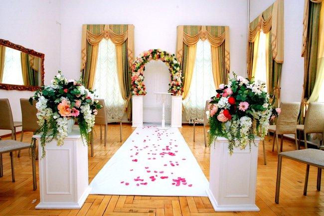 Особняк А.П. Брюллова: Для невест и женихов