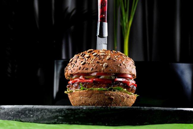 Блок: Растительное мясо
