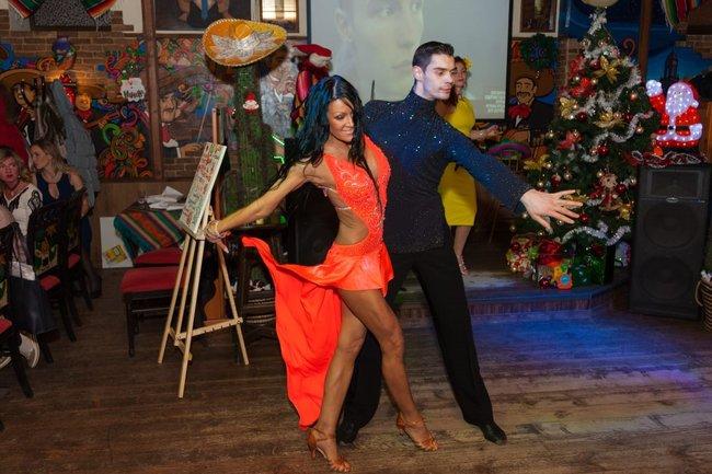 Баку: Танцевальные вечера