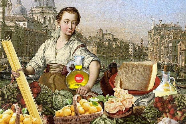 Italy на Большом: Доставка продуктов