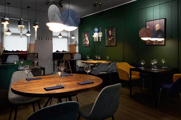 ресторан «12», Санкт-Петербург