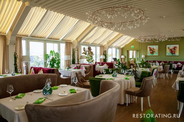 ресторан «Sky & Garden», Санкт-Петербург