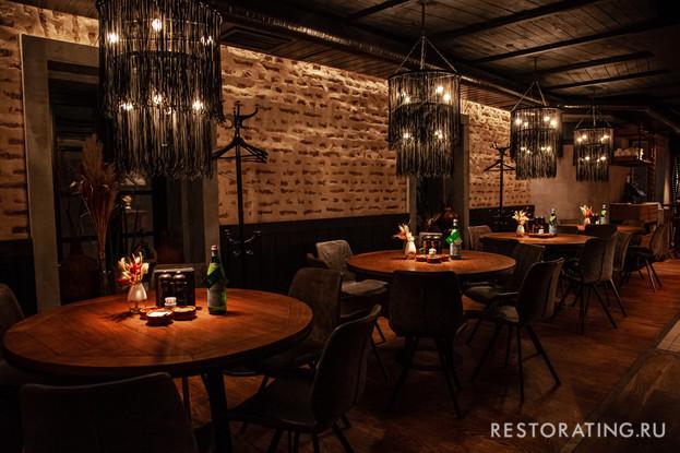 ресторан «Meat Coin», Санкт-Петербург