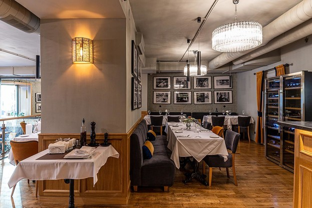 ресторан «Arancino», Санкт-Петербург