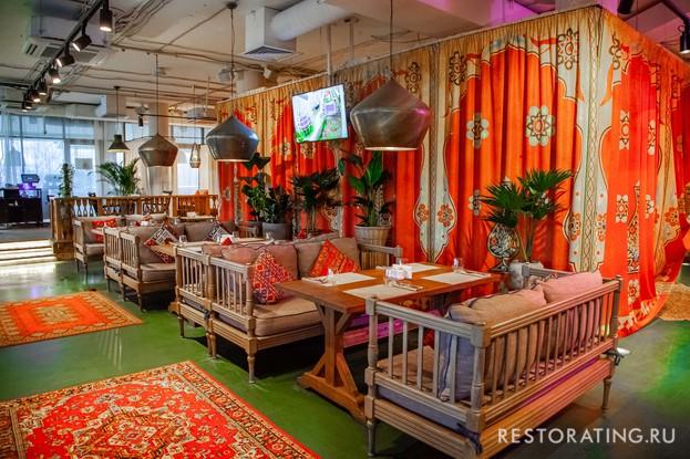 ресторан «Баклажан», Санкт-Петербург