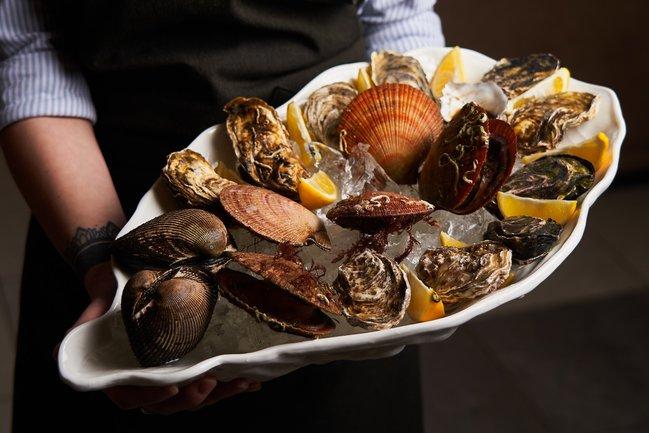 Lodka: Морские деликатесы с доставкой