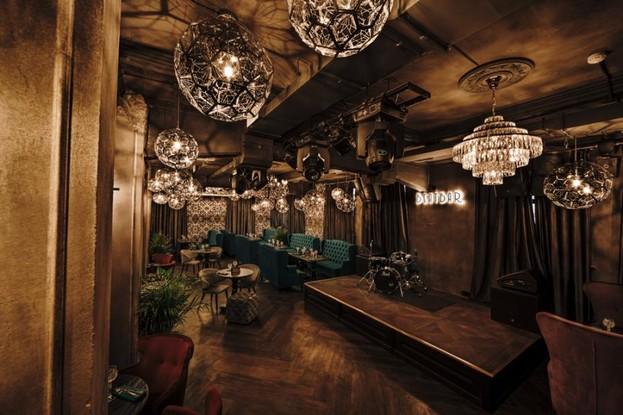 ресторан «Beat Bar», Санкт-Петербург