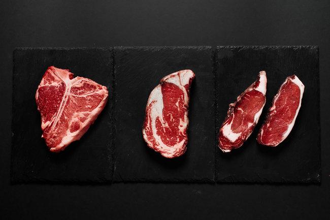 Dry Aged Steaks
