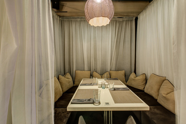 ресторан «ЛарисуВаннуХочу», Санкт-Петербург