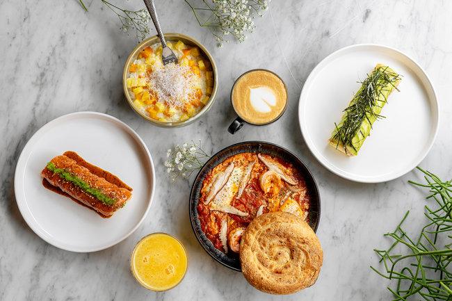 Made in China: Обновленное меню завтраков