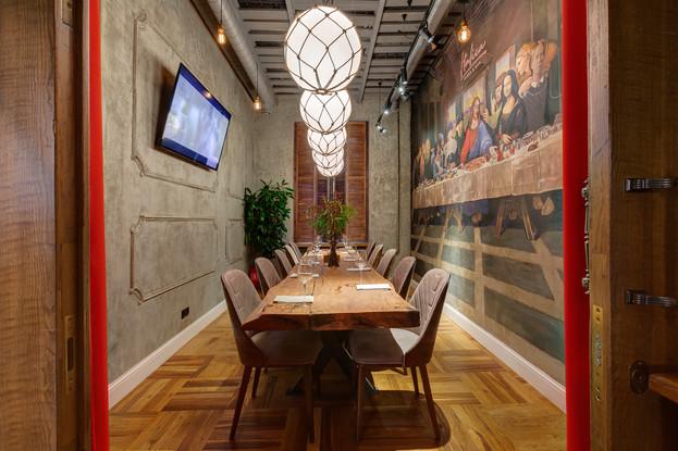 ресторан «Italica pizza & bar», Санкт-Петербург
