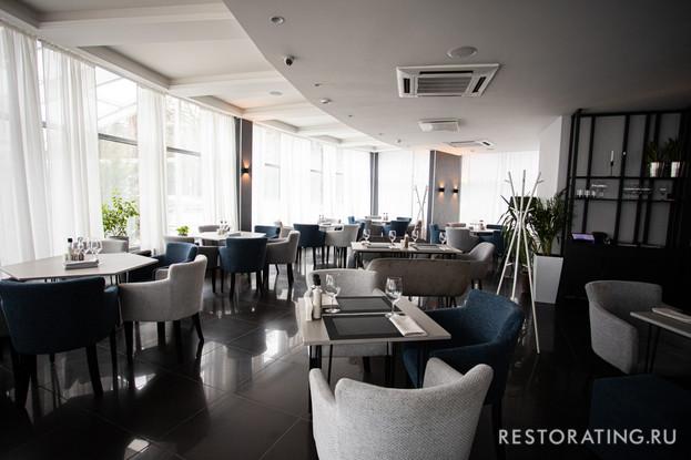 ресторан «Шелест», Санкт-Петербург