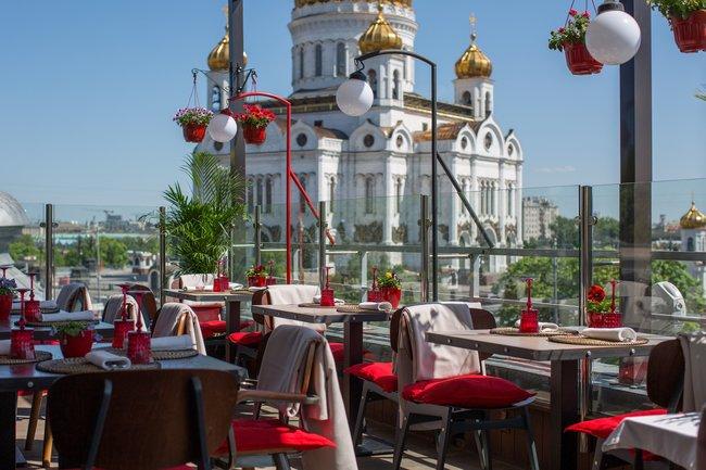 Воронеж: Веранда на Пречистенке
