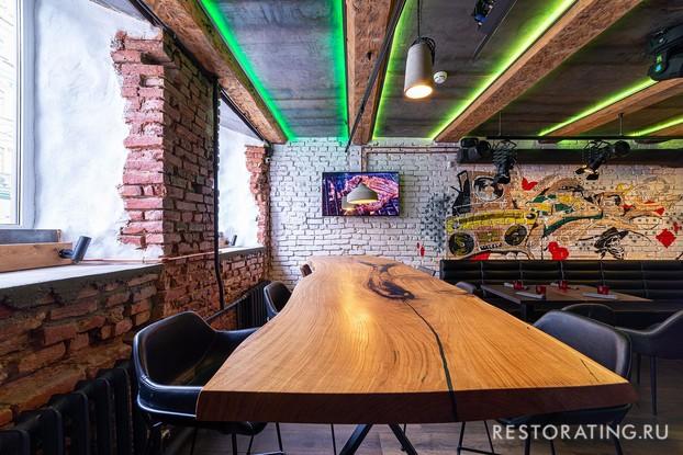 кафе «Экс», Санкт-Петербург