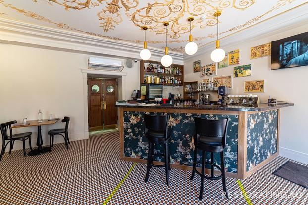 ресторан «Фюнамбюль», Санкт-Петербург