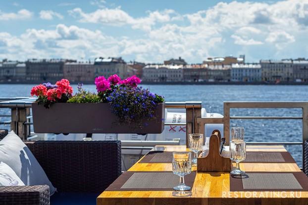 ресторан «Volga-Volga», Санкт-Петербург