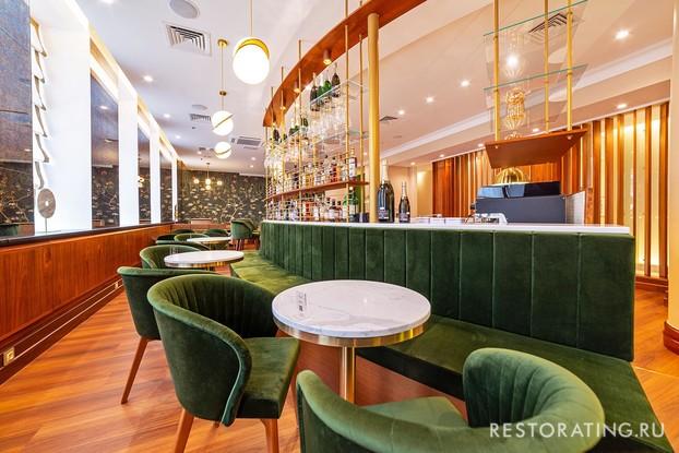 ресторан «The River Restaurant», Санкт-Петербург